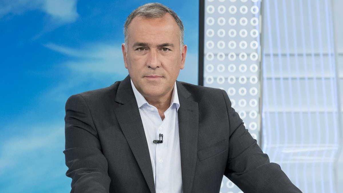 TVE suprime 'Los desayunos' y devuelve a Xabier Fortes a la noche del Canal 24 Horas