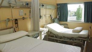 Catalunya ha perdut 1.831 llits d'hospital en 8 anys