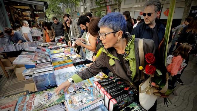 200 llibres recomanats per Sant Jordi