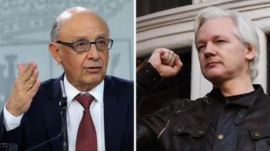 Aranzadi contra Assange