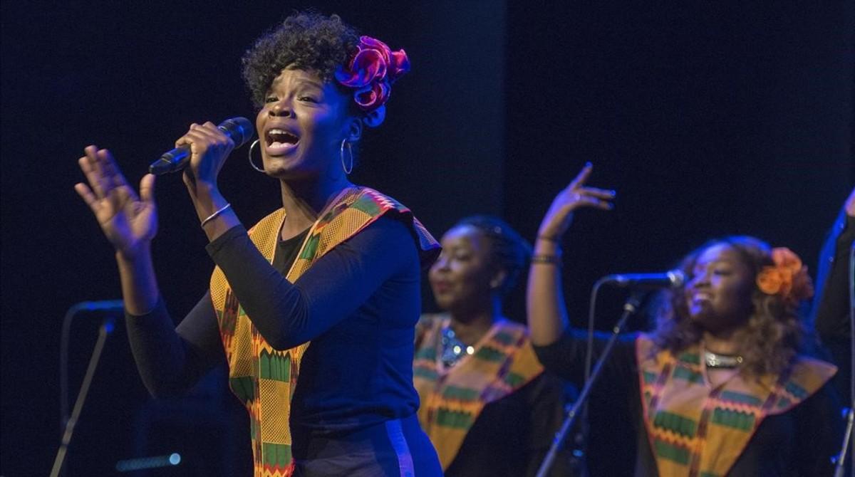 Harlem Gospel Choir, valores de familia