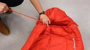 Decathlon retira un sac de dormir infantil per perill d'accident