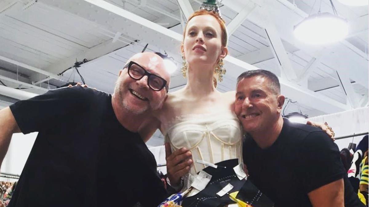 Dolce&Gabbana: «Les desfilades són imprescindibles»