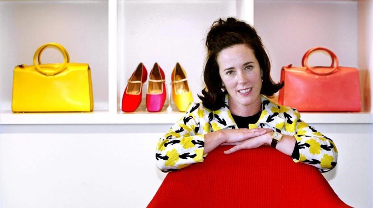 Encuentran muerta a la diseñadora Kate Spade
