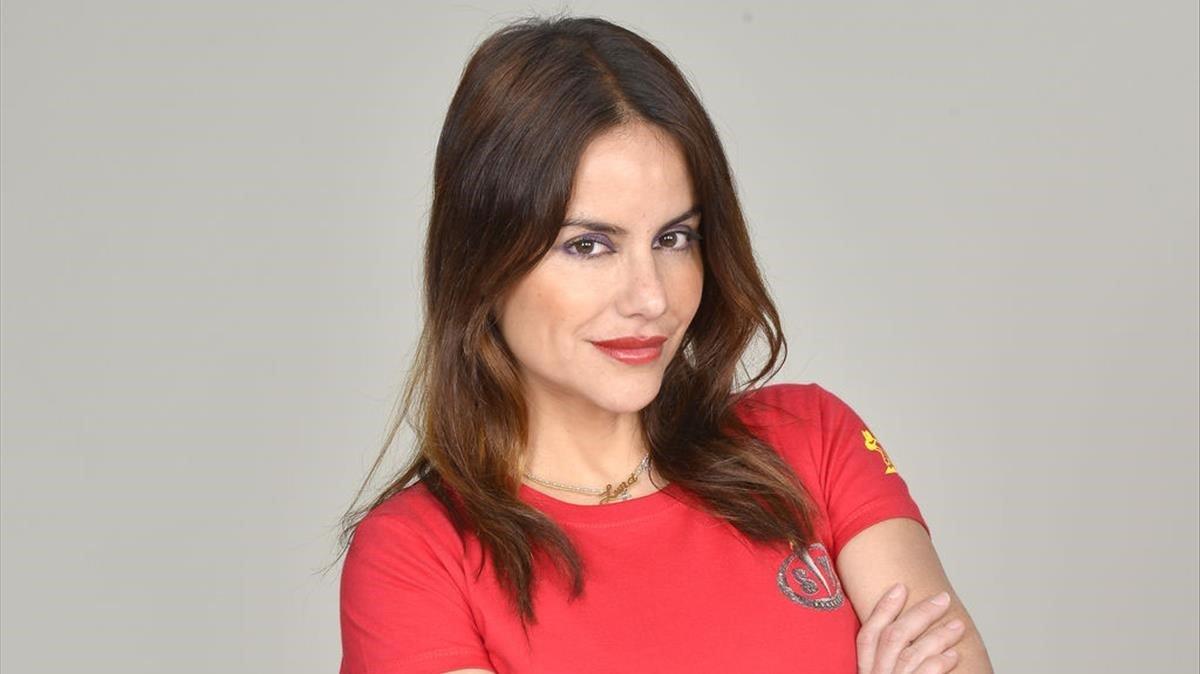 Mónica Hoyos.