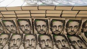 Snowden i el seu professor