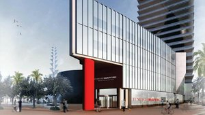 Simulación de la futura sede de la Fundación Mapfre, que acogerá el centro dedicado a la fotografía.