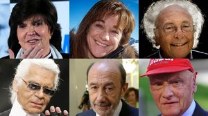 ¿Qué sabe de los famosos fallecidos?