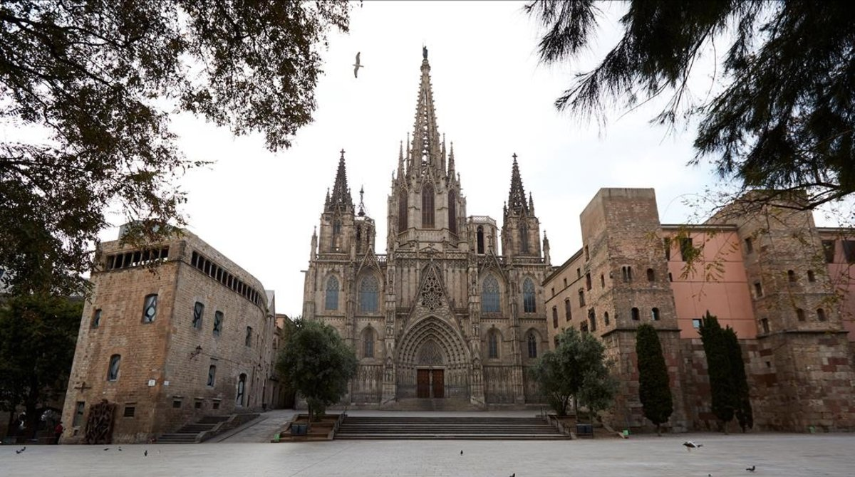 La catedral celebrarà 700 anys de la primera processó del Corpus a Barcelona