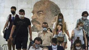 L'OMS qüestiona les dades epidemiològiques de Rússia