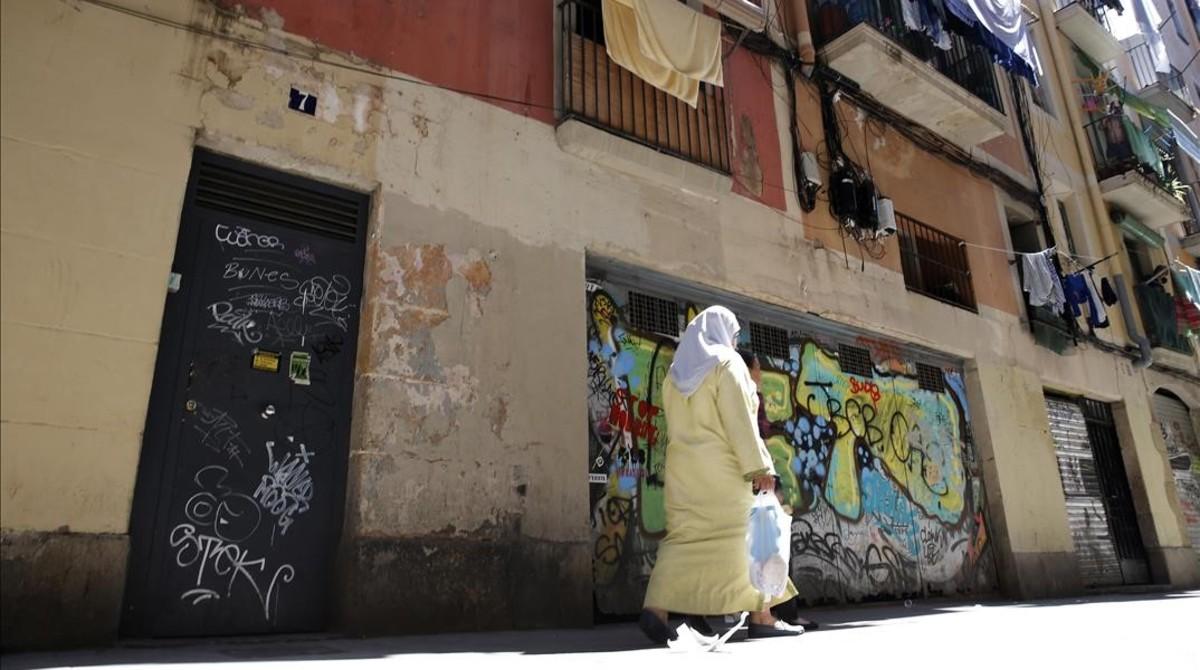 Ciutat vella crea los 39 bajos de protecci n oficial 39 - Pis proteccio oficial barcelona ...