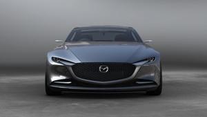 El nuevo prototipo de Mazda establece las bases del diseño de la marca.