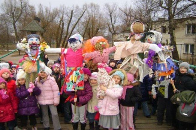 ritual del equinoccio de primavera en Polonia