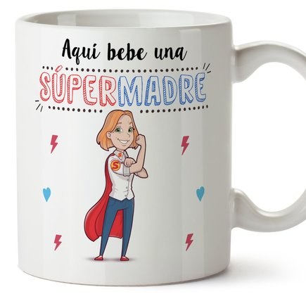 Taza Supermadres