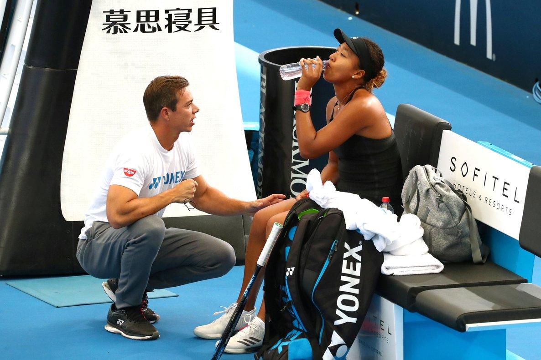 El entrenador, de nacionalidad alemana, también desde la misma red social confirmó la noticia y dio las gracias a la deportista.