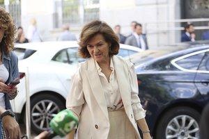 El Govern insisteix que el PP i Cs s'abstinguin i no donarà ministeris a Podem