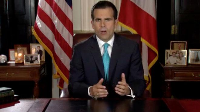 Dimiteix Ricardo Rosselló del seu càrrec de governador de Puerto Rico