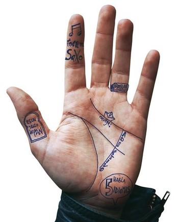 Per conèixer Àlex Brendemühl com la palma de la seva mà