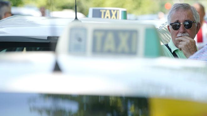 Acaba la huelga de los taxistas y empieza la tregua hasta septiembre