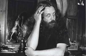 Alan Moore, uno de los iconos del cómic, en una imagen de archivo.