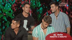 Algunos de los chicos de las parejas de 'La isla de las tentaciones'.