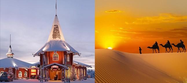 Ver Fotos De Los Reyes Magos De Oriente.El Oriente De Los Reyes Magos Y La Finlandia De Papa Noel