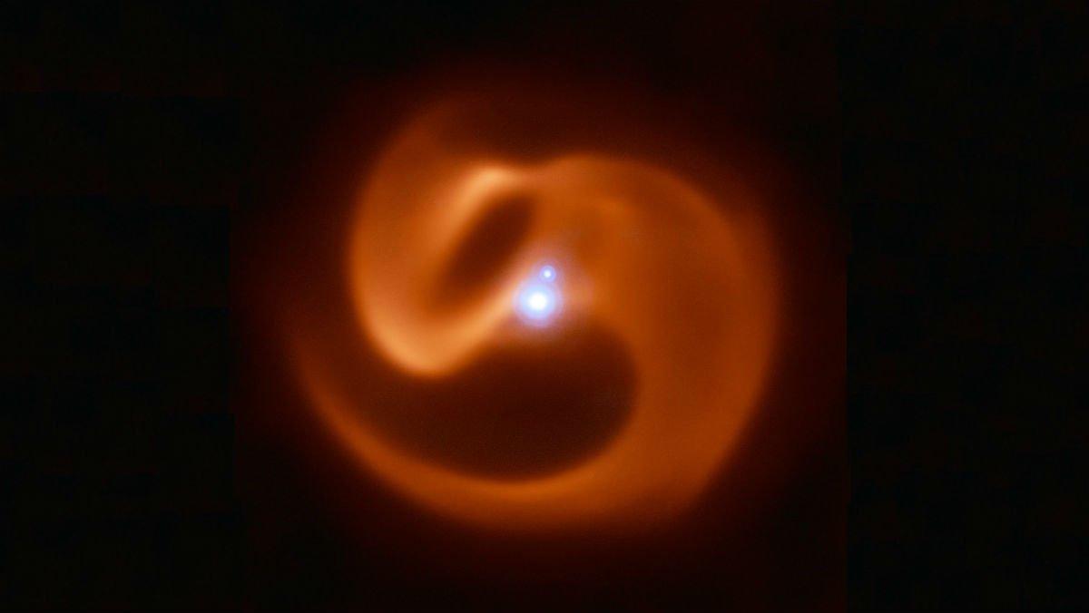 Apep, la nova serp còsmica de la nostra galàxia