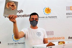 La pastisseria Brunells fa el millor croissant artesà de mantega d'Espanya