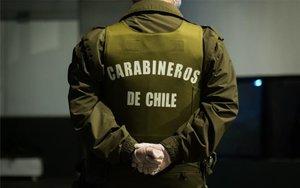 Un policía en Chile acusado de homicidio.