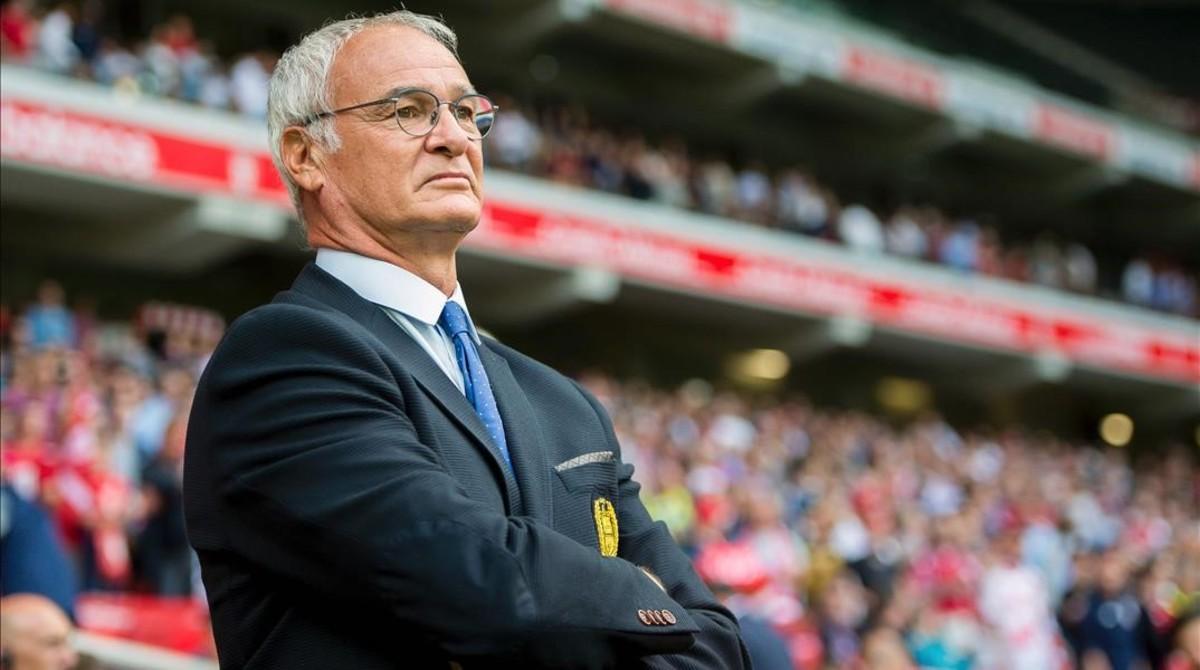 Claudio Ranieri será el técnico de Jeison Murillo en la Sampdoria — Oficial