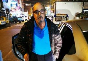 Edwin Donayre,un excongresista peruano detenido por las autoridades.