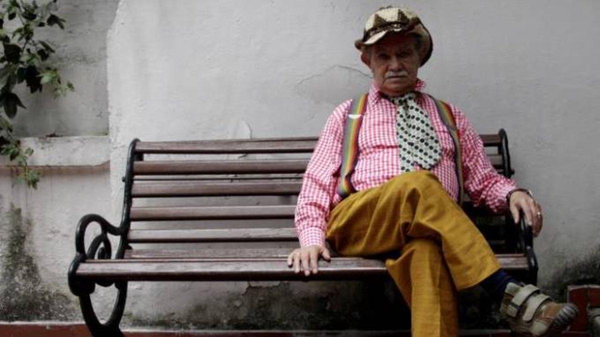 Falleció el actor Héctor Ulloa, conocido como 'Don Chinche'