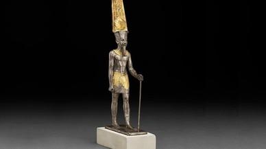 Una exposición nos traslada al antiguo Egipto