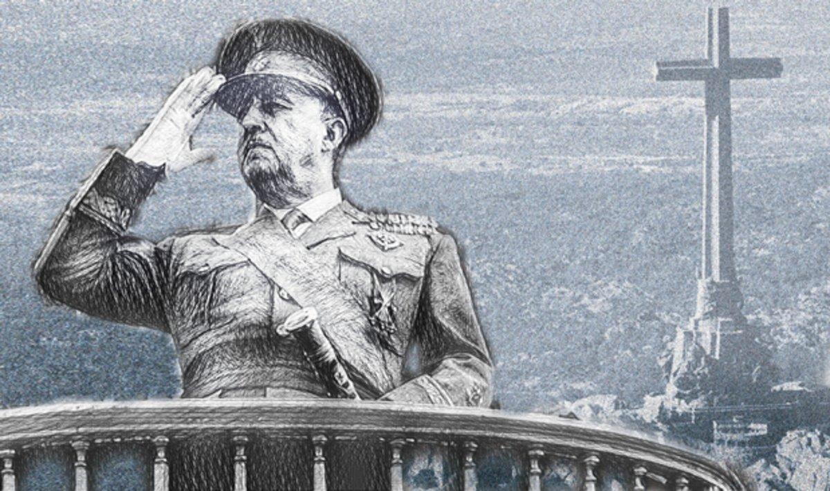Franco, ¿una muerte a plazos?