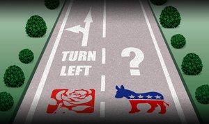 ¿Sufrirán los demócratas el mismo destino que el Partido Laborista de Corbyn?