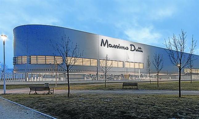 INDITEX Nuevas instalaciones de Massimo Dutti en Tordera.