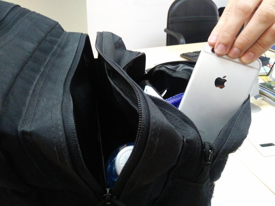 Si nos roban el iPhone, tenemos que estar serenos para no precipitarnos