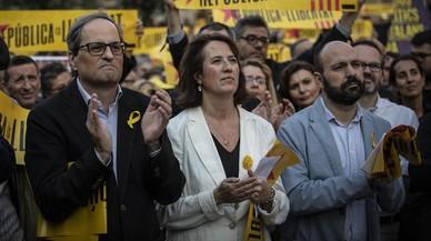 La ANC llama a la movilización en Catalunya y toda Europa