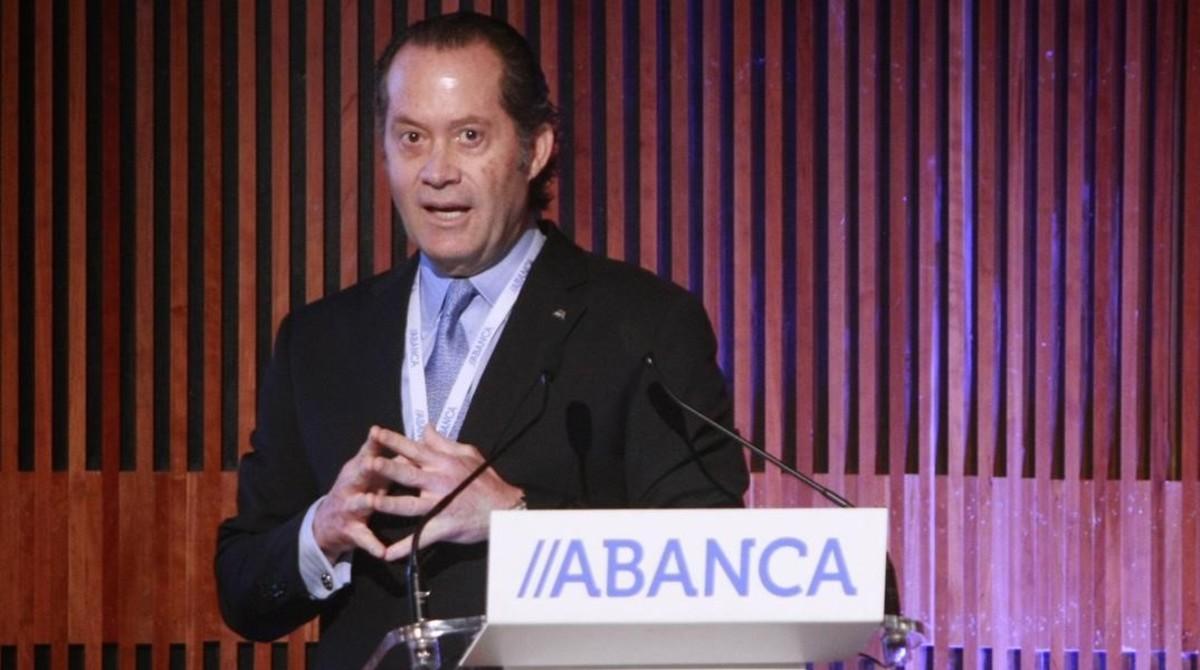 Juan Carlos Escotet, nuevo presidente de Abanca.