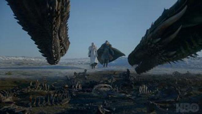 Juego de Tronos revela qué ocurrió con el cadáver de Daenerys.