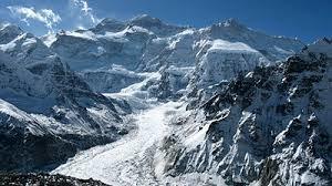 Imagen del Kanchenjunga.