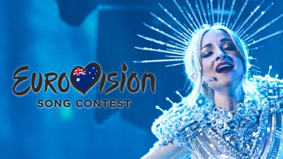 Kate Miller-Heidke, representante de Australia en Eurovisión 2019.