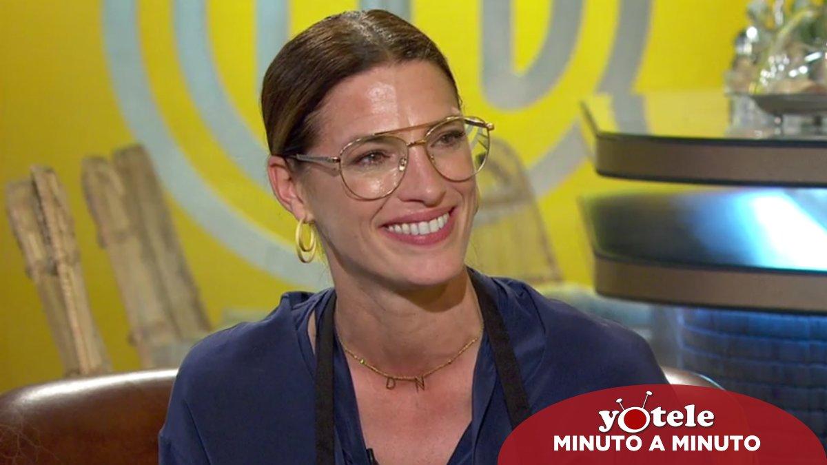 Laura Sánchez, nueva expulsada de 'Masterchef Celebrity 5'.