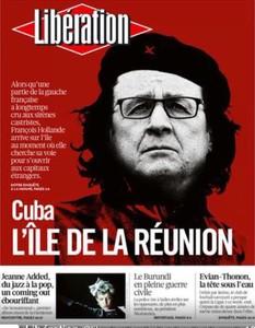 Portada de Libération.