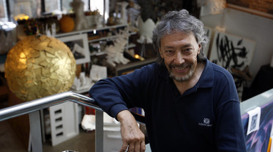 Lluís Llongueras se reinventa como promotor cultural