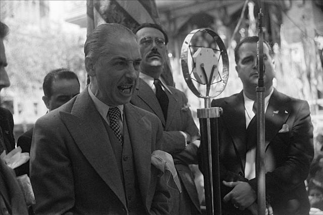 Lluís Companys, en 1937