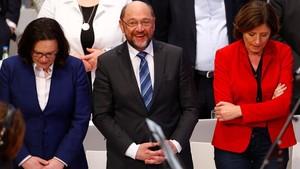 """""""L'SPD corre el risc de desaparèixer"""""""