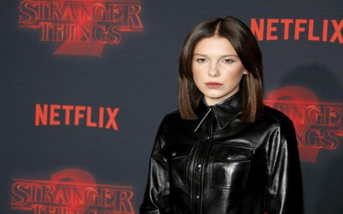 Millie Bobby Brown prepara su primera película para Netflix
