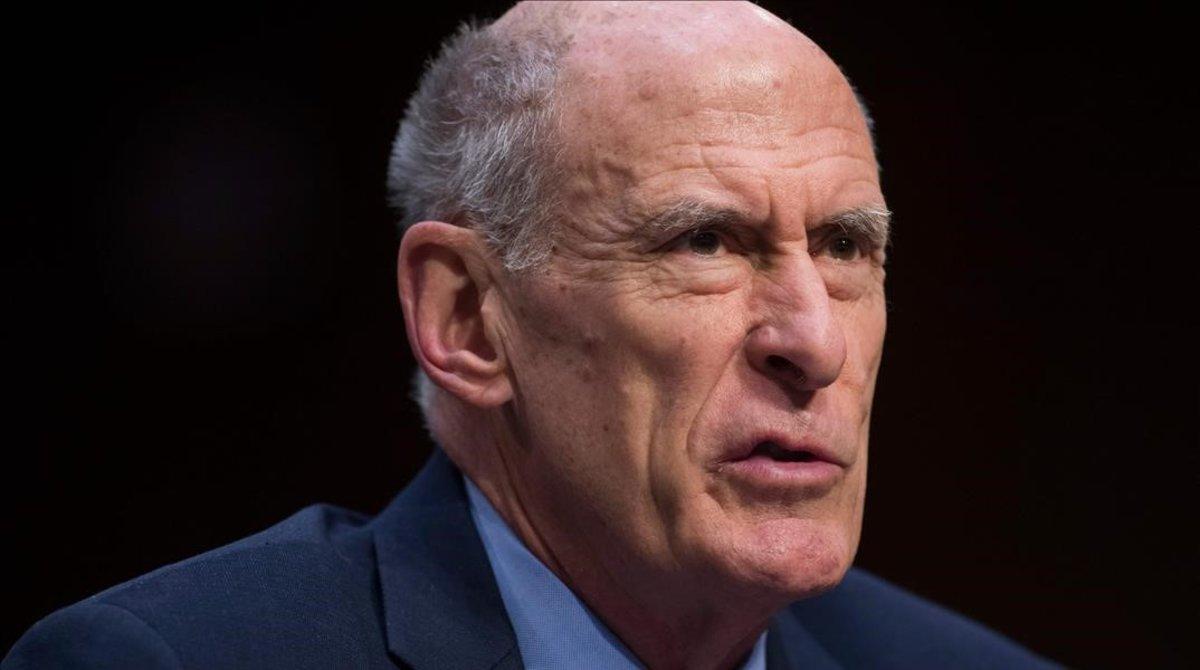 Trump força la sortida de Dan Coats, director nacional d'Intel·ligència crític amb Rússia