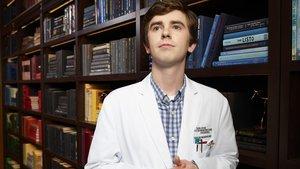 Dr. Murphy (Freddie Highmore), protagonista de 'The good doctor'.